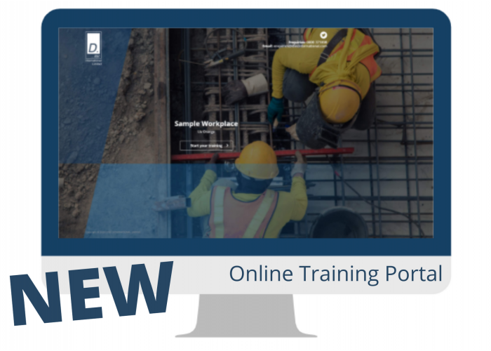 Online Workplace Portal Training