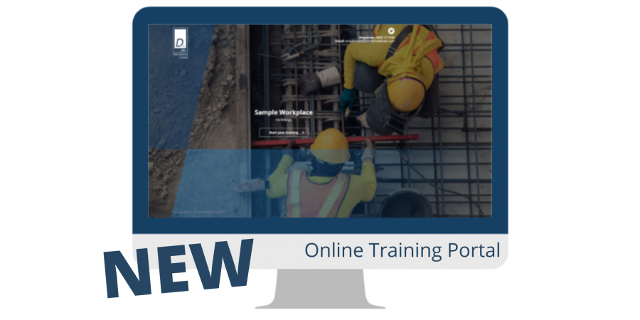 We are very excited to launch our NEW Online Training Portal