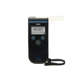 Dräger Alcotest 6820 Breathalyser With Printer and Case Professional Use
